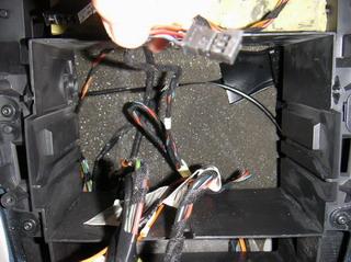 Mercedes-Benz W203 CD Changer Install
